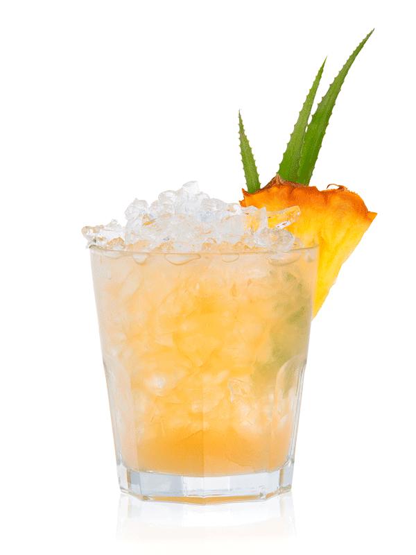 Пина Колада — коктейль алкогольный