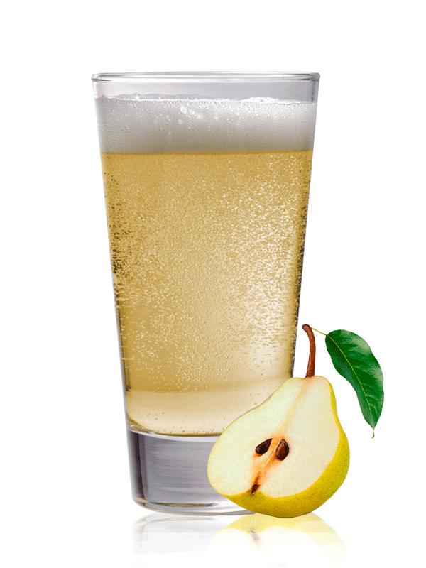 Груша-Дюшес — лимонад