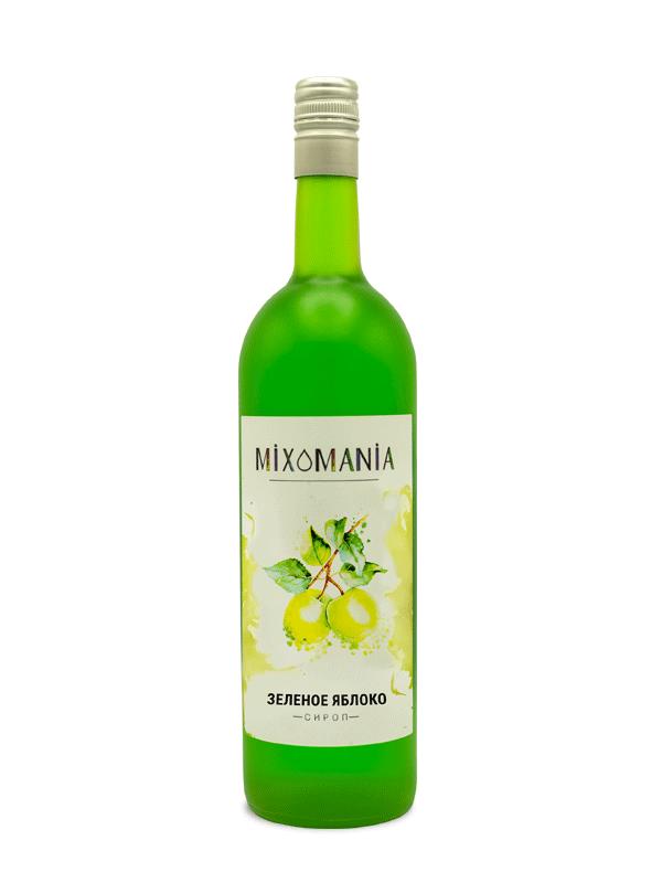 Фруктовый сироп «Зеленое Яблоко»