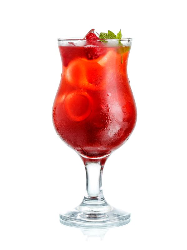 Зомби — безалкогольный коктейль с сиропом Миксомания