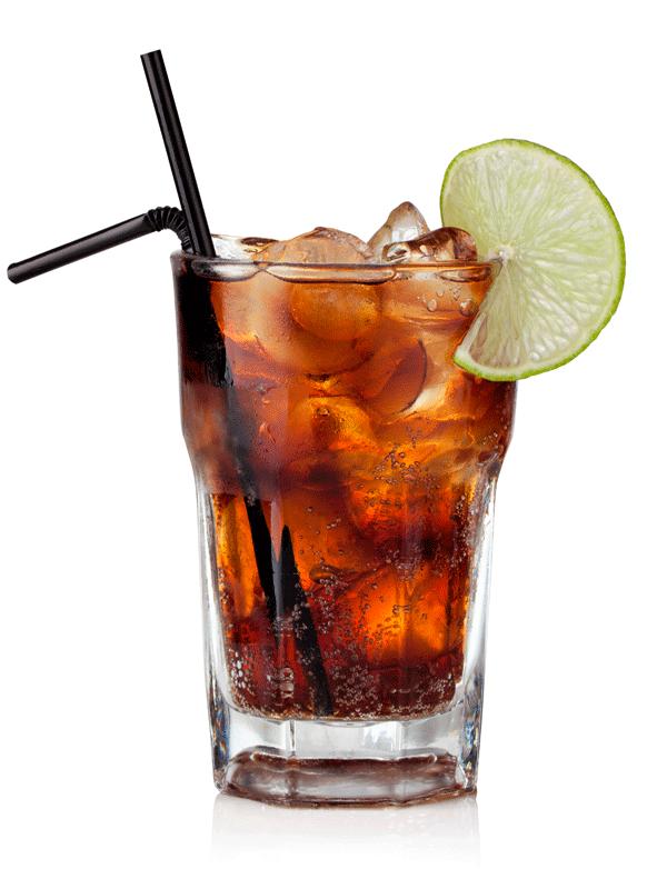 Безалкогольный коктейль Куба Либре — рецепт с сиропом Миксомания