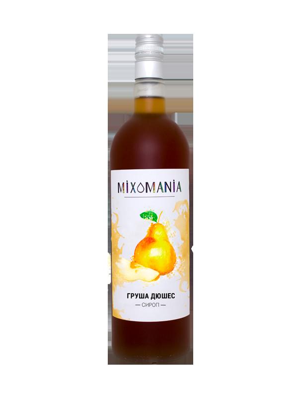 Лимонадный Сироп дюшес купить в магазине Миксомания