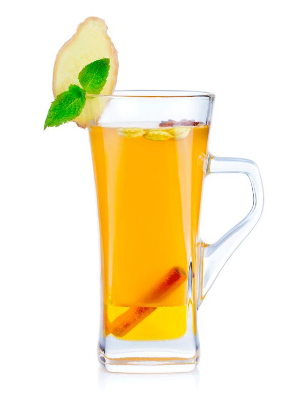 Лимонный Джин — рецепт коктейля с сиропом