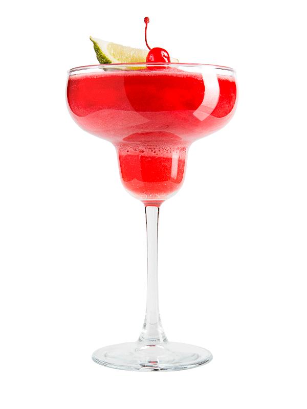 Вишневый коктейль с сиропом от Миксомании