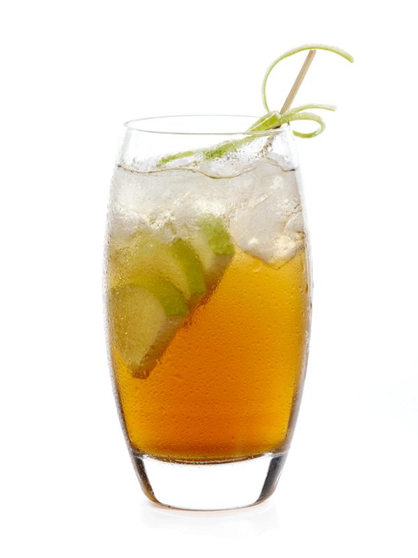 Рецепт коктейля чай с бергамотом