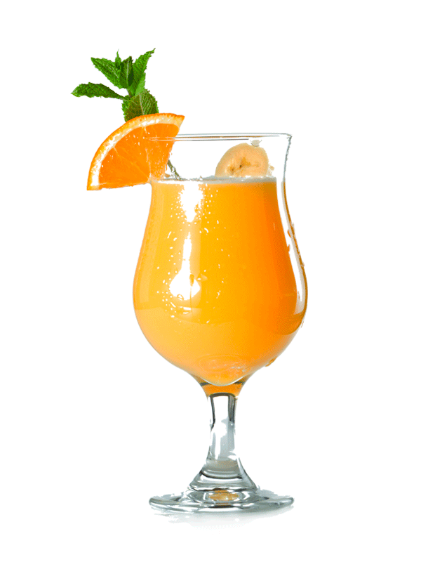 Рецепт сокового напитка — Мультифрукт-Банан