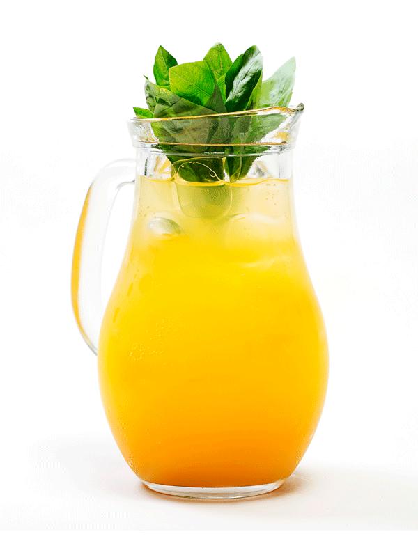 Мультифрукт-Манго. Рецепт сокового напитка