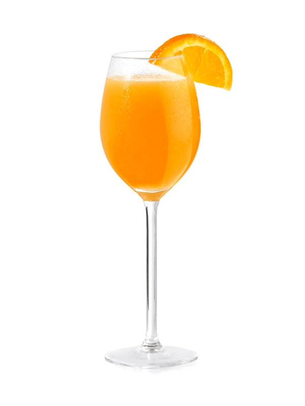 Апельсиновый бьянко коктейль