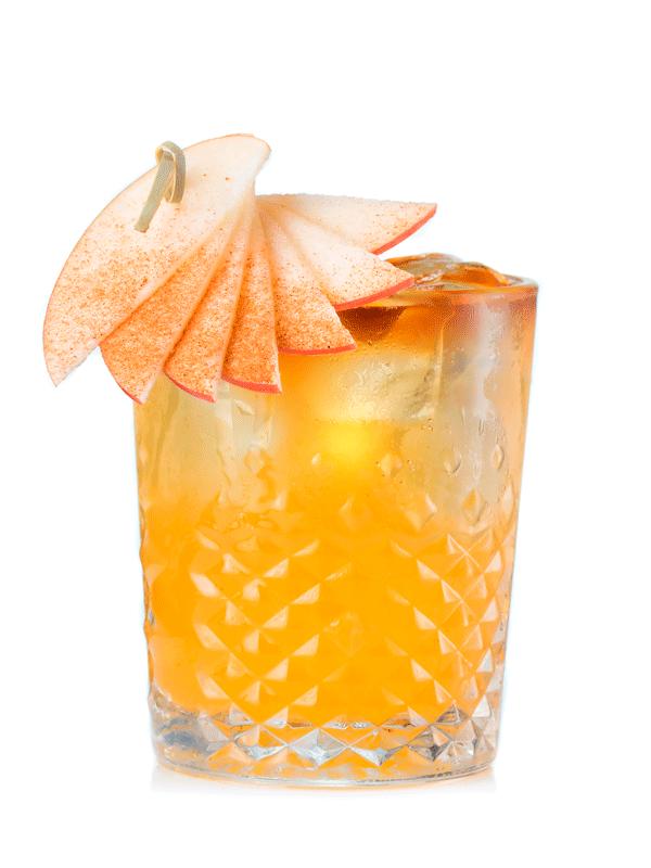 Рецепт яблочной водки с сиропом