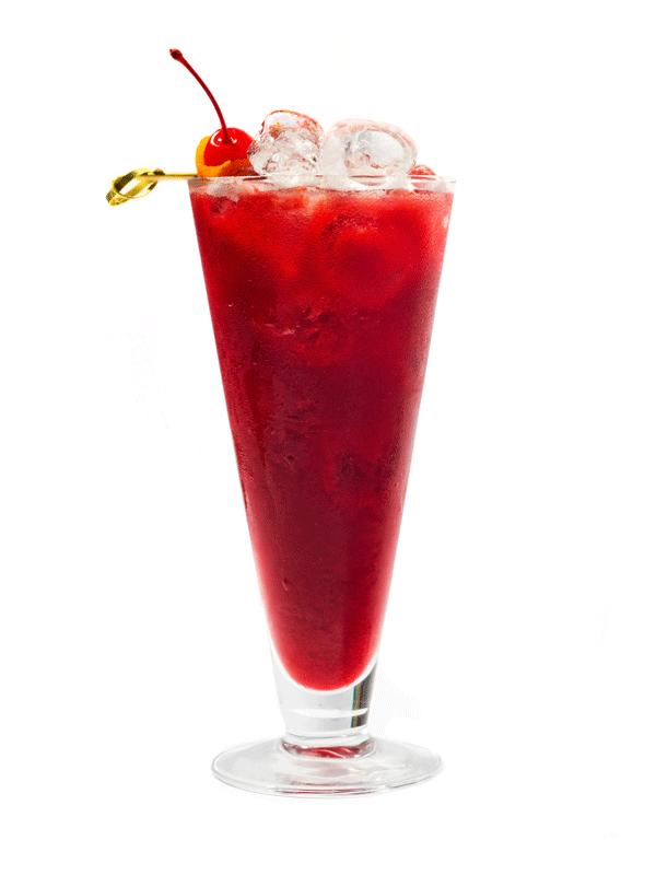 Спелая Вишня — коктейль безалкогольный