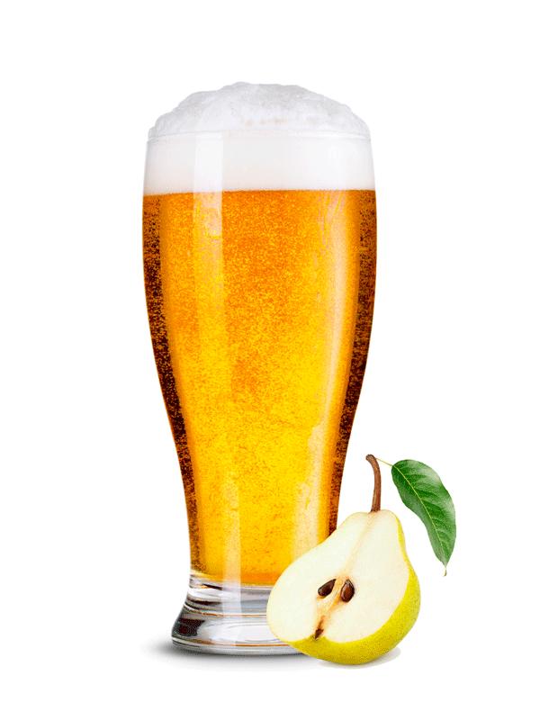 Грушевое пиво — рецепт сиропом