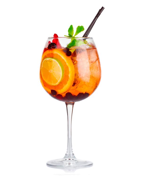 Кленовый коктейль с бурбоном и сиропом — рецепт от Миксомании