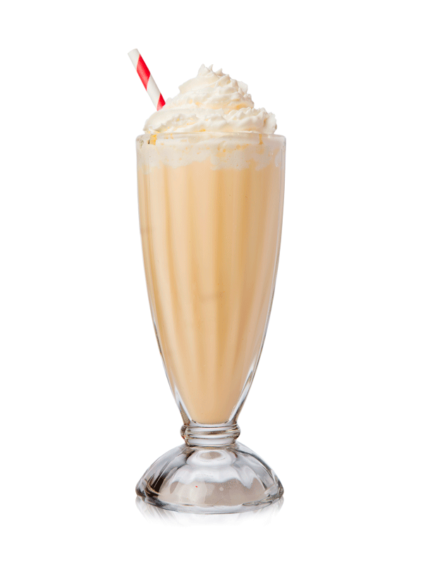Кленовый коктейль. Безалкогольный молочный рецепт