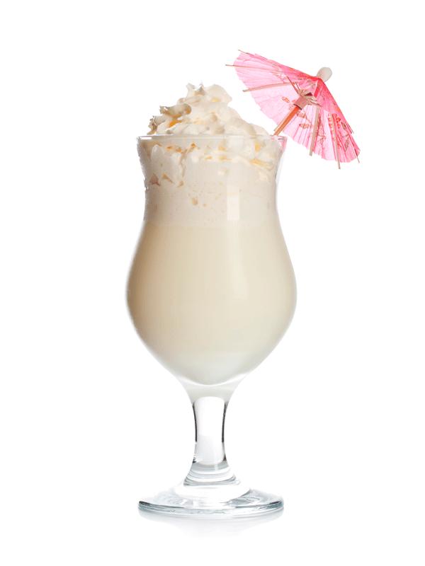 Медовый молочный безалкогольный коктейль с мороженым