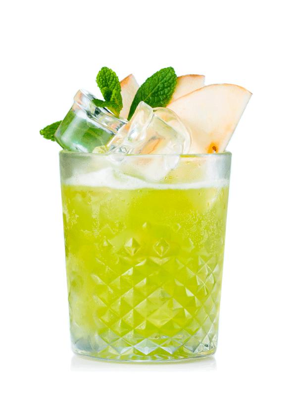 Безалкогольный коктейль с сиропом «Баобаб»