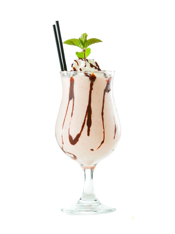 Безалкогольный коктейль с сиропом «Цветки Апельсина»