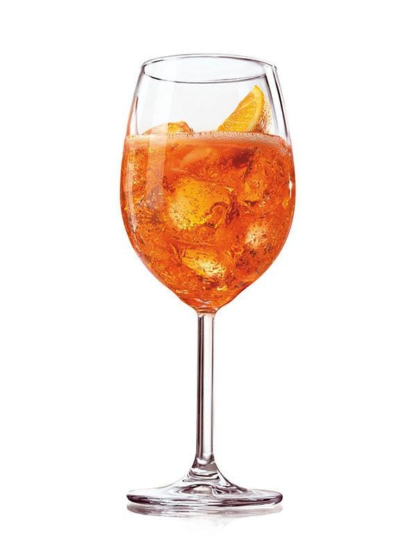 Рецепт безалкогольного коктейля Шприц