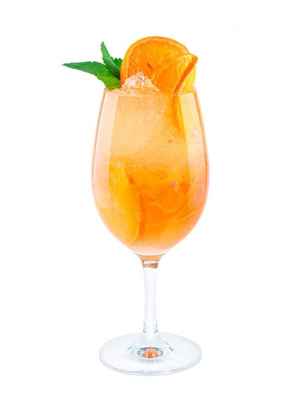 Лемонграсс, рецепт безалкогольного коктейля