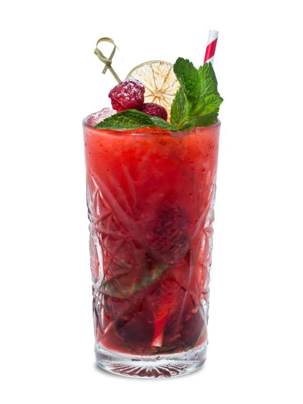 Лемонграсс — алкогольный коктейль | Рецепт