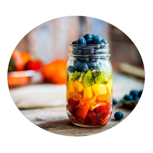 Сладкие фруктовые и ягодные сиропы с соком